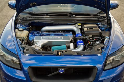 elevate volvo   performance inlet manifold elevate cars