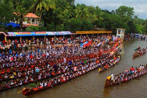 Snake Boat Race In Kerala by Kerala Snake Boat Race Vallamkali Nehru Trophy