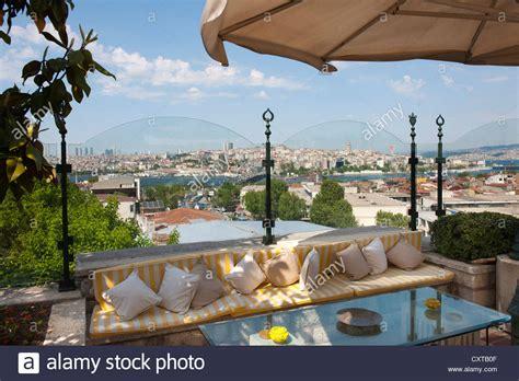 Der Garten Türkei by T 252 Rkei Istanbul Garten Und Terrasse Des Restaurant