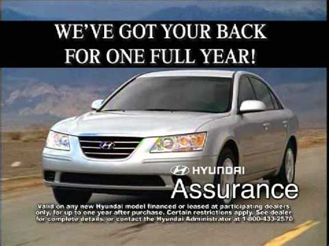 Hyundai Assurance Program by Hyundai Assurance Program