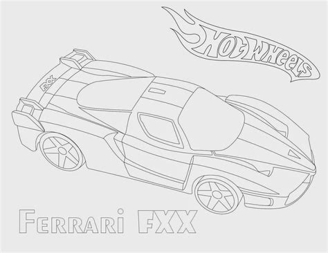 Matchbox Cars Coloring Pages