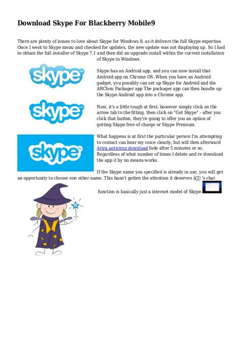 Skype is also available for microsoft windows, macintosh, or linux, as well as blackberry, and both apple and. Download Skype For Blackberry Mobile9