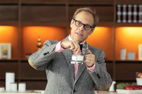 Alton Brown on 'Good Eats' The show 'nearly killed me