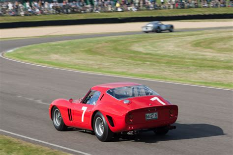 Ferrari 250 GTO - Chassis: 3607GT - 2012 Goodwood Revival