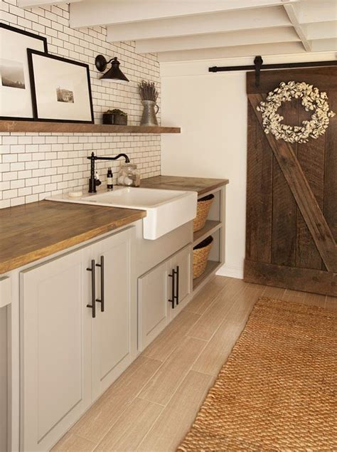 how to design a small kitchen best 20 barn kitchen ideas on modern utility 8624