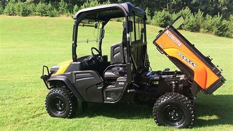 Kubota launches Sidekick utility vehicle - Lawn & Landscape