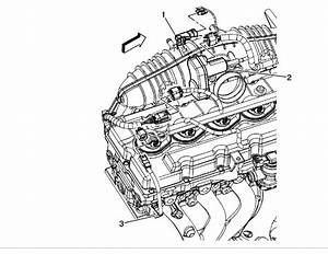 Coolant Temperature Sensor  Electrical Problem 6 Cyl Two