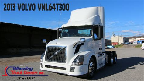 volvo vnlt daycab  truck  sale youtube