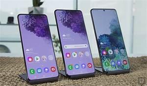 Samsung Galaxy S20 Series Hands