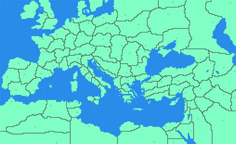 Taw Blog Blank Political Maps For Rome Medieval