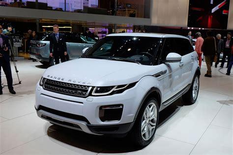 Range Rover Evoque Facelift Prices Revealed  Auto Express