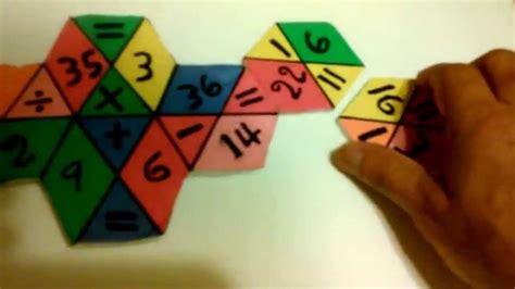 Juego De Matematicas Youtube