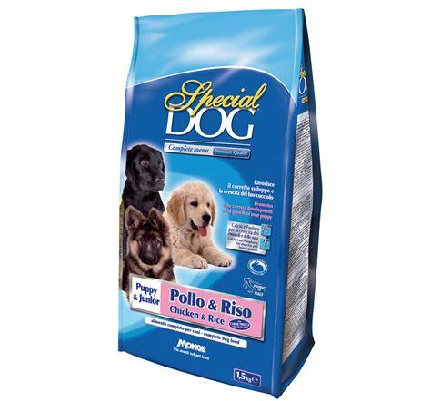 special dog chicken  rice puppy food  kg dogspot