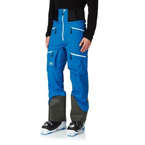 ortovox  guardian shell skisnowboard pants  black raven