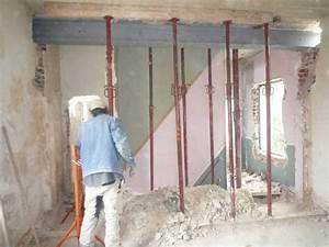 Calcul Ipn Mur Porteur : 5 tapes pour casser un mur porteur en toute s curit ~ Melissatoandfro.com Idées de Décoration