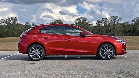 2018 Mazda3 Grand Touring Quick Specs News  Top Speed