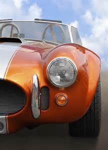 Shelby Cobra Convertible