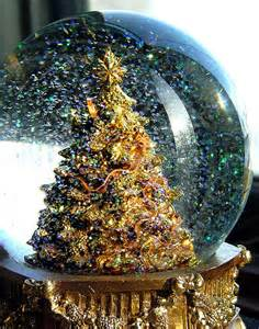 gold snow globe pictures photos and images for facebook tumblr pinterest and twitter