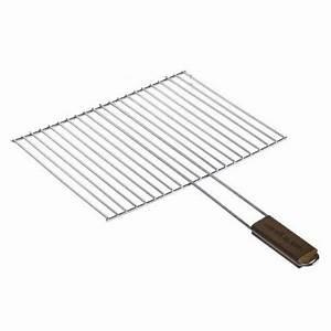 Grille Barbecue 60 X 40 : grille barbecue simple rectangulaire 45x30 un accessoire ~ Dailycaller-alerts.com Idées de Décoration