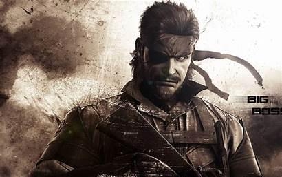 Boss Wallpapers Metal Gear