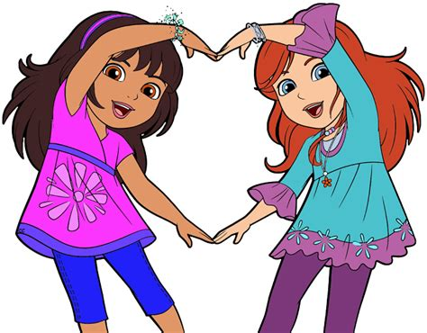 Friendship Clip And Friends Clipart Clip