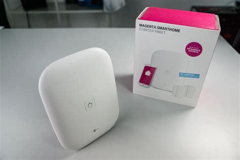 smart home magenta telekom magenta smarthome starter paket