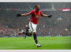 Manchester United forward Anthony Martial called up to