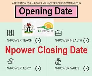 Npower gov ng login — npvn web - npowe