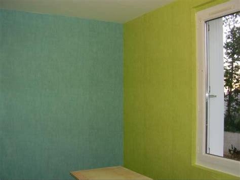 comment peindre ma chambre idée 2 couleurs de peinture pour ma chambre bricolage