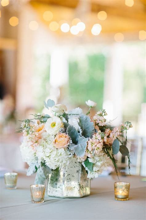 Mercury Vases Wedding - best 25 mercury glass centerpiece ideas on
