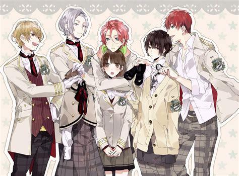 anime genre komedi harem top 15 best harem anime of all time myanimelist net