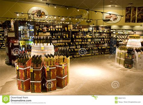 Collections Store by Liquor Store Editorial Stock Photo Image 30527413