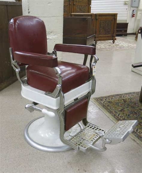 koken barber chairs st louis vintage barber chair koken barbers supply co s