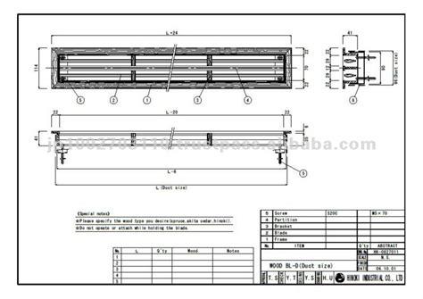 air curtain diffuser bld type buy air vent covers air