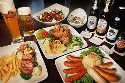 german cuisine menu traditional german cuisine weiss gasthaus