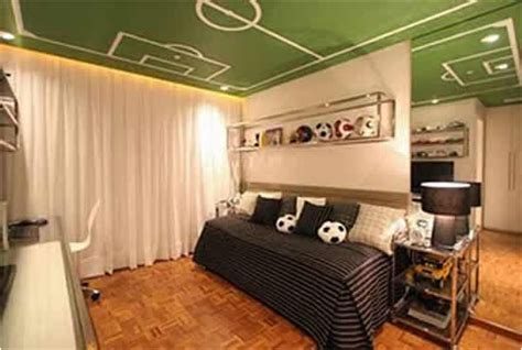 Sports Bedroom by Boys Sports Bedroom Themes Room Design Inspirations