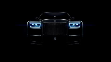 Rolls Royce Phantom 2018 4k Wallpapers