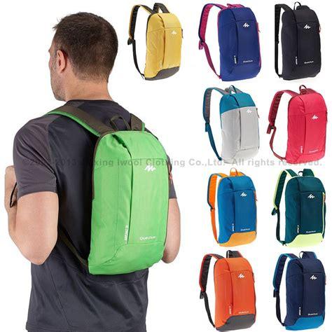 quechua hiking backbags eropean sports bags travel duffle 10l small bagrucksack rugzak