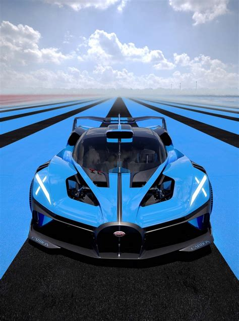Their answer is called bugatti bolide: The new Bugatti Bolide packs 1,850 hp with a top speed of over 500km/h! - AutoBuzz.my