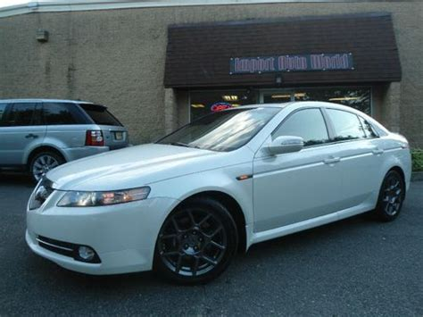 Sell Used 2008 Acura Tl Type S, Navi, Back Up Camera