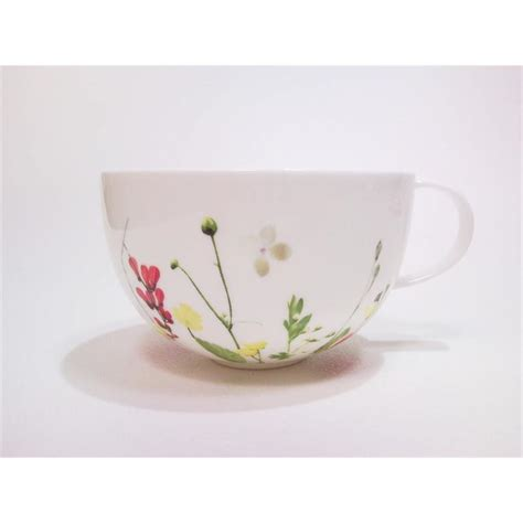 Rosenthal Fleurs Sauvages by Rosenthal Brill Fleurs Sauvages Capp Tasse 2t