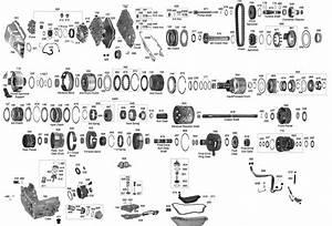 Trans Parts Online 4t60e 4t60e Transmission Parts