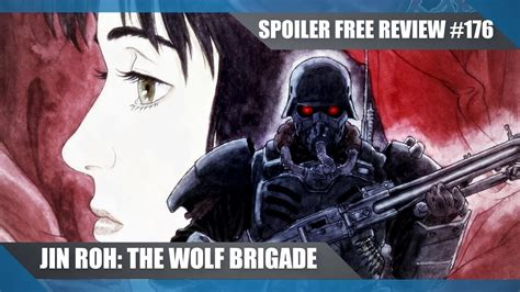anime drama must jin roh the wolf brigade anime review drama