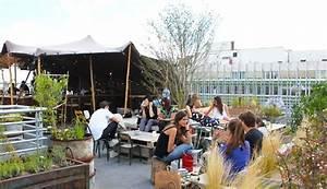 Le perchoir bar et restaurant sur un toit terrasse avec for Nice toit en verre maison 15 le perchoir bar et restaurant sur un toit terrasse avec