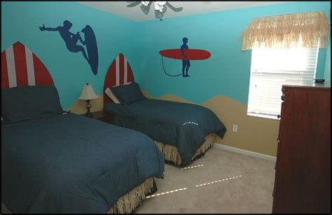 Surf Bedroom Decor by Decorating Theme Bedrooms Maries Manor Surfing