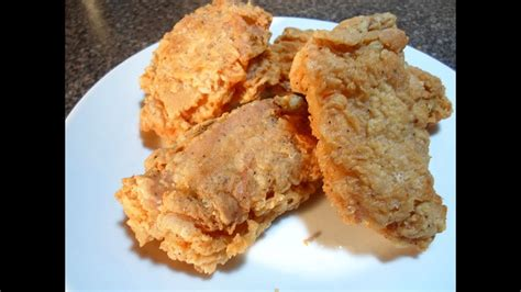 chicken fry easy cooking