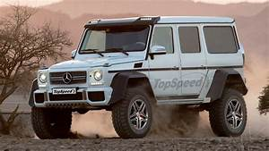 Mercedes 4x4 Amg : 2015 mercedes g63 amg 4x4 green monster top speed ~ Melissatoandfro.com Idées de Décoration