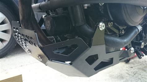 Modification Honda Cb500x by Motorrad Planet Skid Plate Page 5 Modifications