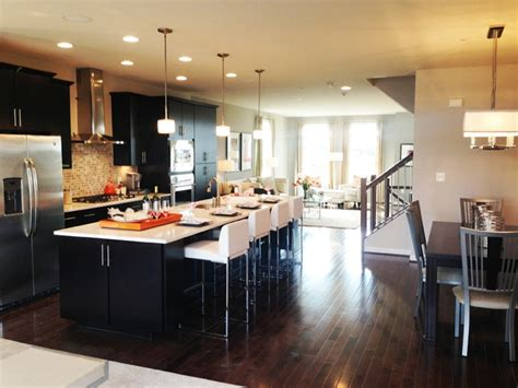 nvhomes luxury townhomes level  open concept urbanhomes urbanstyle brownstones
