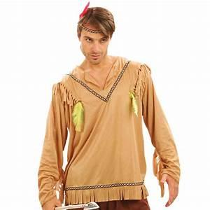 Costume D Indien : costume d 39 indien apache 3 pcs prix minis sur ~ Dode.kayakingforconservation.com Idées de Décoration